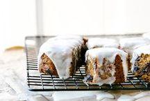 Vegan Baked/Cooked Sweets / Vegan sweets, vegan desserts, healthy treats, healthy desserts, plant based desserts, sweets, vegan icecream