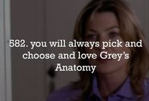 | GREY'S ANATOMY | / This show is responsible for many of my sleepless nights