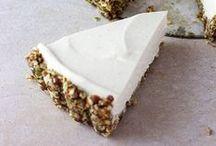Vegan Healthy Cakes / Cake, desert, sweet, pie, torte, vegan, plantbased, healthy, easy, simple, recipe, raw.