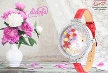DIDOFA' / Didofà è una giovane azienda italiana nata nel 2013 che produce orologi 3D fatti interamente a mano.