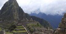 Peru / Destinos no Peru, um país rico em cultura e lindo em paisagens.