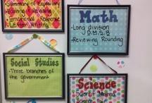 Classroom Ideas / by Kelli Greb