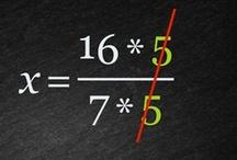 Math + - / *