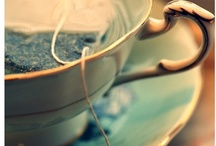 {Tea} / I love tea.