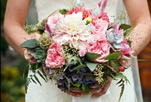The Knot - Real Wedding: Laura and Andrew / A Casual, Elegant Plum and Ivory Wedding by Nicole Dixon Photographic - The Knot Blog