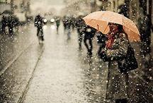 {I Love Rain} / .My Favorite Thing.