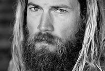 {Beards}  / Masculinity.