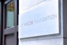 """Web Video Production for The Vilcek Foundation. / """"The Vilcek Foundation aims to raise public awareness of the contributions of immigrants to the sciences, arts, and culture in the United States."""" True Film Production aimed to deliver an inspiring story of The Vilcek Foundation."""