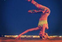 Yogaliscious / yoga  / by Ellie McIntyre
