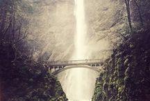 {Waterfall} / Cascade