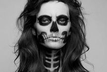 {Halloween: Makeup}