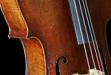 Beautiful Musical Instruments / A collection of musical instruments from all genres