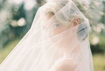 Brautschleier / Brautschleier, Gestern und heute