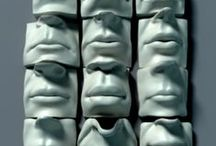 Face References / Collection of different tutorials and references for drawing & design that I've stumble upon on Pinterest. Not mine! / by Ronan Lynam Artist