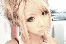 Hairstyles☆~(ゝ。∂)