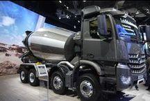 Heavy Machinery & Commercial Vehicles / IAA 2014 Heavy Machinery & Commercial Vehicles