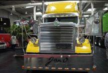 Old Timer Trucks / Classic Trucks