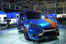 Vans and Light Commercial vehicles / IAA 2014 Vans and Light Commercial vehicles