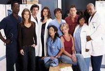 {Grey's Anatomy} / Grey + Sloan Memorial Hospital