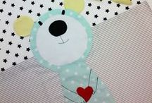 baby quilts - χειροποίητα παπλωματα / Handcrafted baby quilts