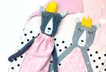 Softies,  nursery decor, toys- Μαλακά Παιχνίδια / Handmade -  handcrafted - kids stuff - nursery decor  - 100%  χειροποίητα προϊόντα