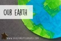 Earth and the Environment for Kids