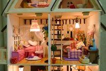 Рукоделие. Кукольный дом. Hand Made