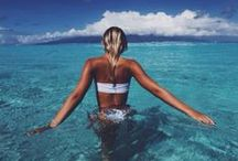 Bronzed Goddess / Luxury Swimwear