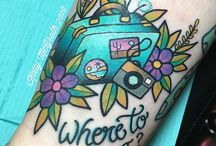 Travel Tattoos / Amazing travel tattoos! | The Tattooed Travelers | Travel | Travel Inspiration | Travel Tips | Bucket List | Things To Do | Travel Guide | Inspiration | Itineraries | Adventures |