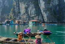 Vietnam / Traveling to Vietnam? All you need to know about your next Vietnam adventure! | The Tattooed Travelers | Travel | Travel Inspiration | Travel Tips | Bucket List | Things To Do | Travel Guide | Inspiration | Itineraries | Adventures |