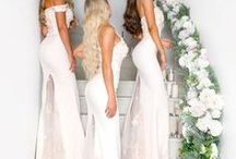 Beautiful Bridesmaid Dresses at SHAIDE / Bridesmaids dresses, bridal party dresses, maid of honor dresses, sister of the brides dresses, wedding party dresses, gowns,