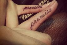Tattoos & Piercings ❤ / by Starla Duncan