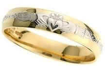 Our Wedding Band Claddagh Collection