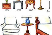 MUEBLES / by Margarita