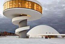 Architecture / by Michel Moffarts