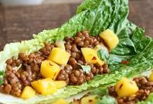 Gluten-free and Fabulous / Naturally gluten-free recipes featuring pulses