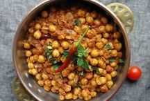 Pulses Around the World / Delicious and unique pulse recipes from around the world.