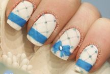 Nail designs / by Heather Marquez