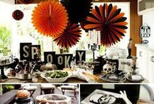 Birthday Party Ideas / by Pitted Fruit