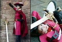 Cosplay / It's so cool and awwww :3