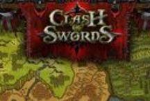 Clash of Swords Game / Clash of Swords to POLSKA gra przeglądarkowa nowej generacji,zagraj i pokaż, że jesteś najlepszy! http://www.clashofswords.com/