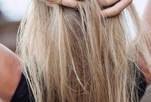 Hår. / Hairstyles I like.