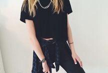 Svart. / Black I like.