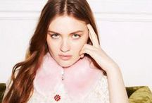 HM BRANDS // SCARVES / Scarves by UK designers vailable to buy from Hoochie Mama online jewellry and accessories boutique www.hoochiemama.me