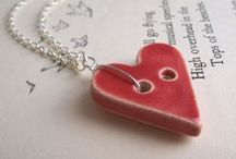 Handmade Romantic Gifts / We're a romantic lot up north, check out some of the heart warming offerings from the Etsy MCR team. Whether it is for anniversaries or Valentines, make sure your heartfelt offering is handcrafted.
