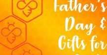 Father's Day Cards & Gifts / Unique, quirky and handcrafted cards and gifts for all the dads out there. All designed and made by the talented artists and makers from the Etsy Manchester Team. #fathersDaygifts #giftsfordads