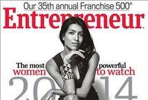 Entrepreneur Magazine Covers