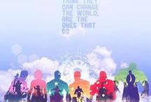 Marvel's world