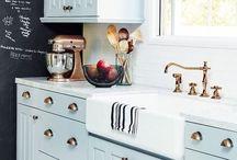 Kitchen / Dining Room / Kitchen decor, ideas, organization, DIY