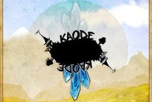 Kaode / Here's some artworks and screens from our soon to be famous indie game!  Visit Kaode.fr and join us on Fb!
